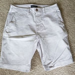 Men's flat shorts